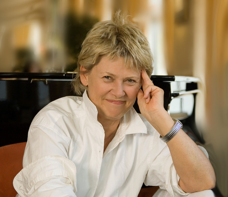 Gitte Haenning, Sängerin
