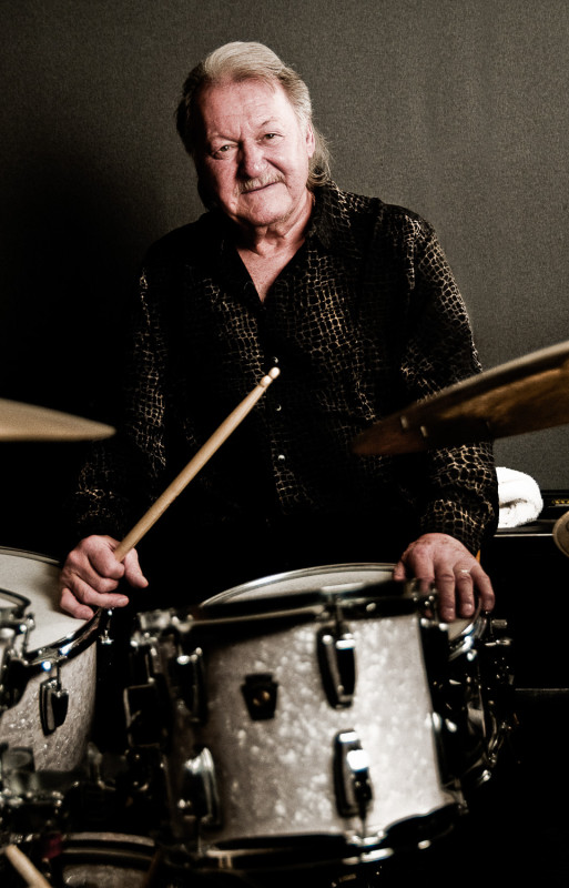 Charli Antolini, Schlagzeuger