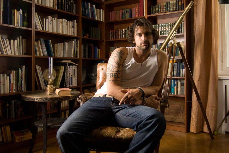 Cris Solimeno, Schauspieler